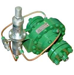 Регулятор давления газа РДУ-100/100