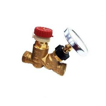 термостатических балансировочных клапанов broen thermo